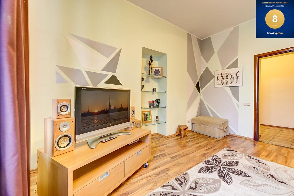 Квартира на Невском Проспекте, 107