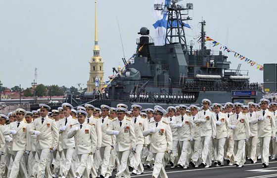 День Военно-морского флота в Санкт-Петербурге 2018 - фото 2
