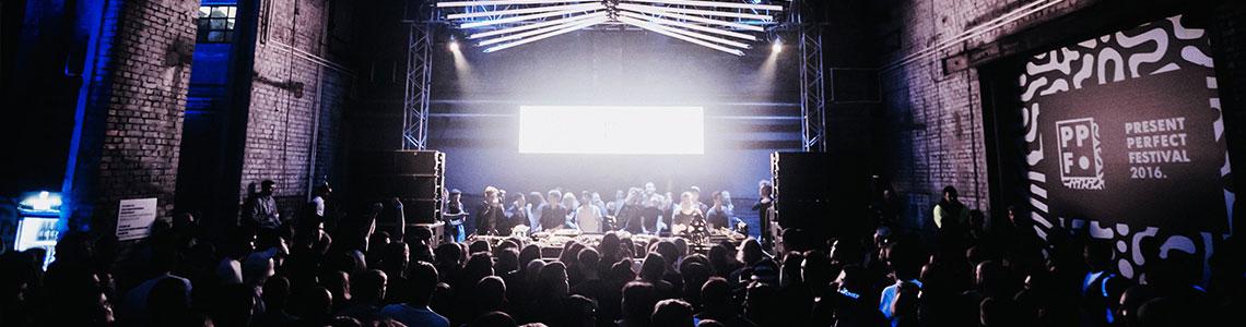 Фестиваль электронной музыки PRESENT PERFECT в Петербурге