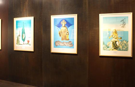 Редкие произведения Дали и Пикассо в Питере - фото 2
