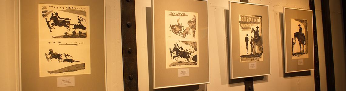 Редкие произведения Дали и Пикассо впервые покажут в СПб