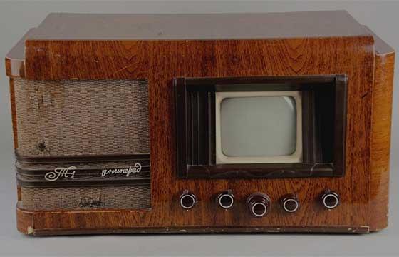 Музей истории телевидения в СПб - фото 1