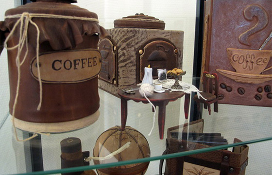 Музей истории кофе в СПб - фото 1